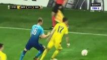 Ivanic GOAL HD - Bate 1-3 Arsenal 28.09.2017