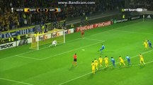 Giroud O. (Penalty) Goal HD - BATE1-4Arsenal 28.09.2017