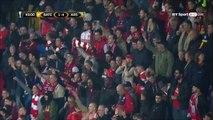 1-4 Olivier Giroud Penalty Goal UEFA  Europa League  Group H - 28.09.2017 BATE Borisov 1-4 Arsenal