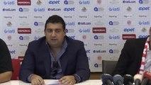Antalyaspor Teknik Direktör Leonardo ile Sözleşme İmzaladı (2)