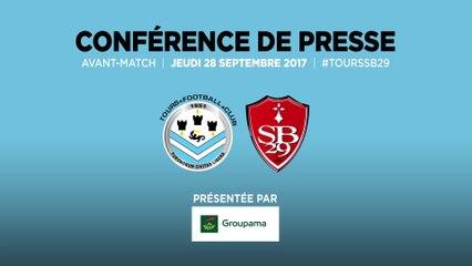 J10 - Avant-match / Tours FC - Stade Brestois 29