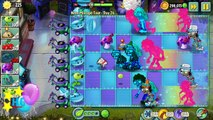 Plants vs Zombies 2 - Neon Mixtape Tour - Day 24 [8-bit Zombies] No Premium