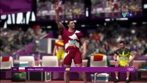 Mens Shot Put   London new:The Olympic Games   XBOX 360   Hard