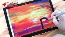 Digitales Zeichnen mit dem Surface Pro 4 und Fresh Paint: Eine Horror-Szene mit Friedhof