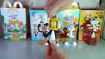 Looney tunes mc lanche feliz mc Donalds