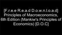 [uN9nJ.FREE READ DOWNLOAD] Principles of Macroeconomics, 6th Edition (Mankiw's Principles of Economics) by N. Gregory MankiwStephen MansfieldN. Gregory MankiwEvelyn Waugh E.P.U.B