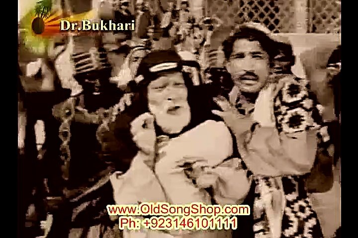 Kalam-e-Faiz by Munir Hussain - Nisar Main Teri Galyoon Kay (Remastered) Music Rashid Attre - Film Shaheed (1962)