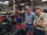 JAY LENO COMPARES NEW AND 100-YEAR OLD ELECTRIC CARS