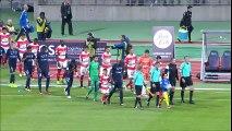 J8 : Paris FC 1-0 US Orléans