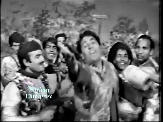 Baari Barsi - Munir Hussain, Zubeda Khanam & Others - Music Salim Iqbal - Film Kartar Singh (1959)