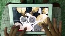 สิฮิน้องบ่- กุ้ง สุภาพร【iPadDrumCover】