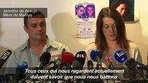 Maëlys: l'appel des parents de la fillette disparue