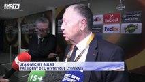 """Lyon-Atalanta Bergame (1-1) – Aulas : """"Sur la qualité du jeu, je suis très satisfait"""""""