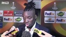 """Lyon-Atalanta (1-1) - Traoré : """"Résultat frustrant mais le meilleur reste à venir"""""""