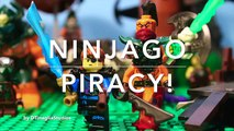 LEGO NINJAGO Piracy! Episode 8 - Pirate Revenge!