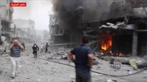 قتلى وجرحى بالعشرات في غارات روسية وسورية بريف إدلب