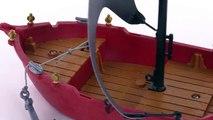 Playmobil Pirates Skull and Bones Corsair review! set 5298