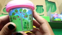 Play Doh Peppa Pig Stamper Play Dough Mummy Pig Stamp and George pig Stamp