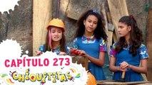 Cap. 273 - Chiquititas - 28.09.17 - Completo