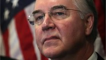 Tom Price's Air Travel Cost US Taxpayers More Money Than Originally Thought
