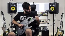 What If Lamb Of God Tuned Down (7 String Guitar Lamb Of God Guitar Riff Compilation)