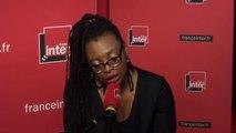 """Léonora Miano : """"Vous ne pouvez pas avoir pour référence nationale des personnes considérées comme tortionnaires."""""""