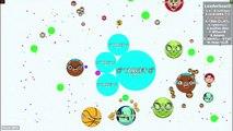 Agar.io - AGARIO AMAZING SOLO TACTICS // EPIC SOLO GAMEPLAY (Destroying Teams Solo in Agar.io)