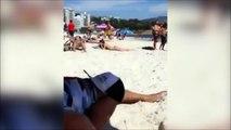 Technique de drague imparable sur la plage