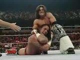 ECW title match CM Punk vs John Morrison