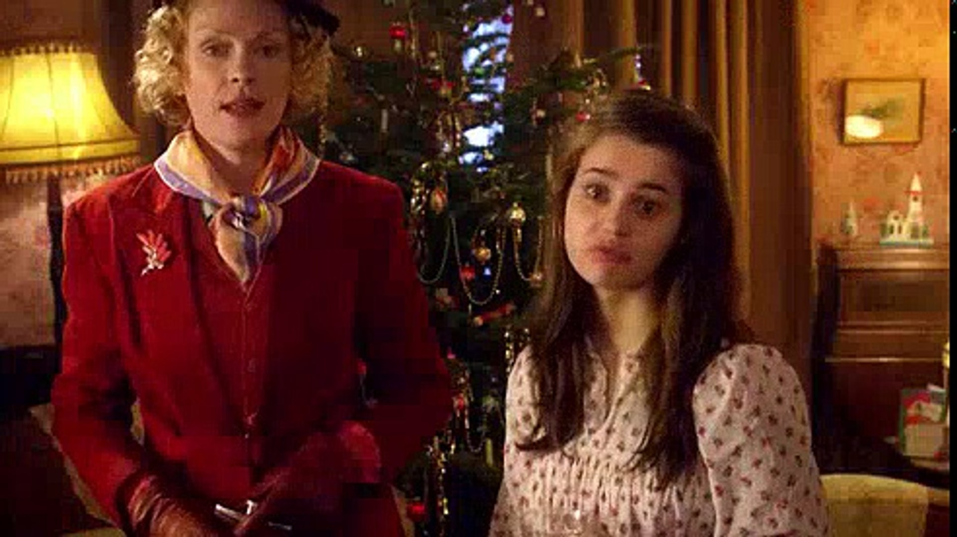 Dr Christmas.Doctor Who 11 S07e00b The Doctor The Widow And The Wardrobe Christmas Special 2011