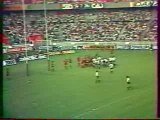 Toulon Toulouse 1985 1ere mi-temps