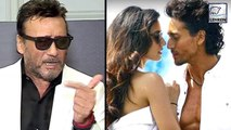 Jackie Shroff REACTS On Rumours Of Tiger Shroff Disha Patani Moving In