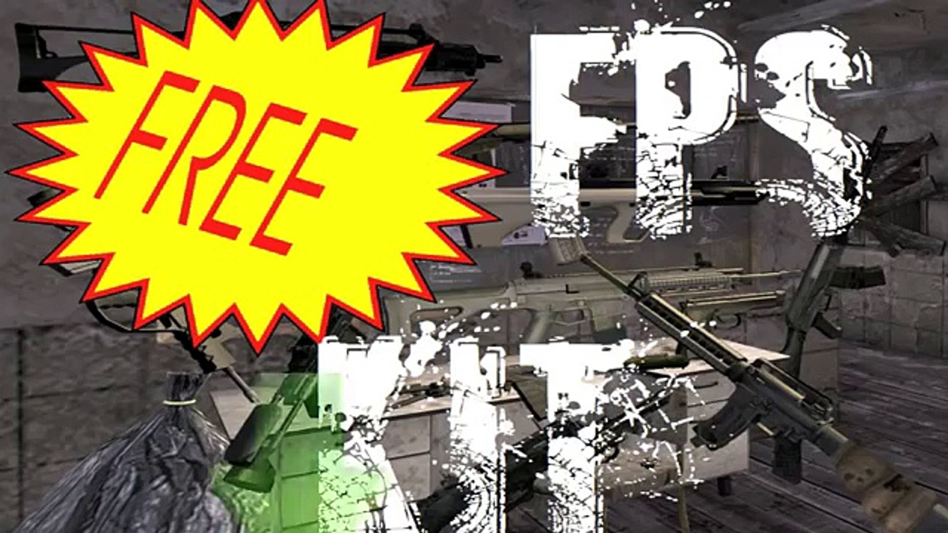 AMAZING FPS KIT! (FREE)