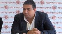 Antalyaspor ile Tatil.com Sponsorluk İmzaladı