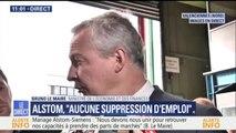 Alstom-Siemens: Le Maire promet qu''il n'y aura aucune suppression d'emploi en France