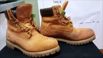 How To Clean Timberlands & Other Suede Boots! video