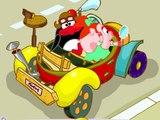Смешарики По дороге со Смешариками Правила поведения в МЕТРО и на ДОРОГЕ