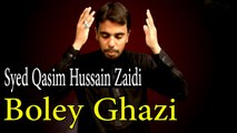 Syed Qasim Hussain Zaidi - Boley Ghazi