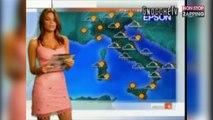 Valentina Avanzi, la Miss Météo ultra sexy qui a fait fondre l'Italie (vidéo)