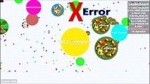 Agar.io - DESTROYING TEAMS IN AGARIO II (Agar.io awesome moments)