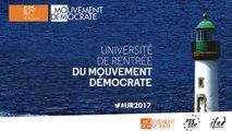 UR 2017 Mouvement Démocrate