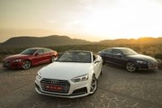 Audi A5 Sportback, A5 Cabriolet And S5 Sportback Previewed In India - DriveSpark