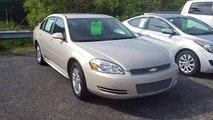 2012  Chevrolet  Impala  Johnstown  PA   Chevrolet  Impala Dealership Johnstown  PA