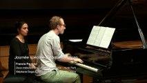 Poulenc | Mélodie de Guillaume Apollinaire - Hyde Park par Stéphane Degout & Alphonse Cemin