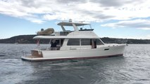 Sea Trial: Yachting Climbs Aboard the Grand Banks 60