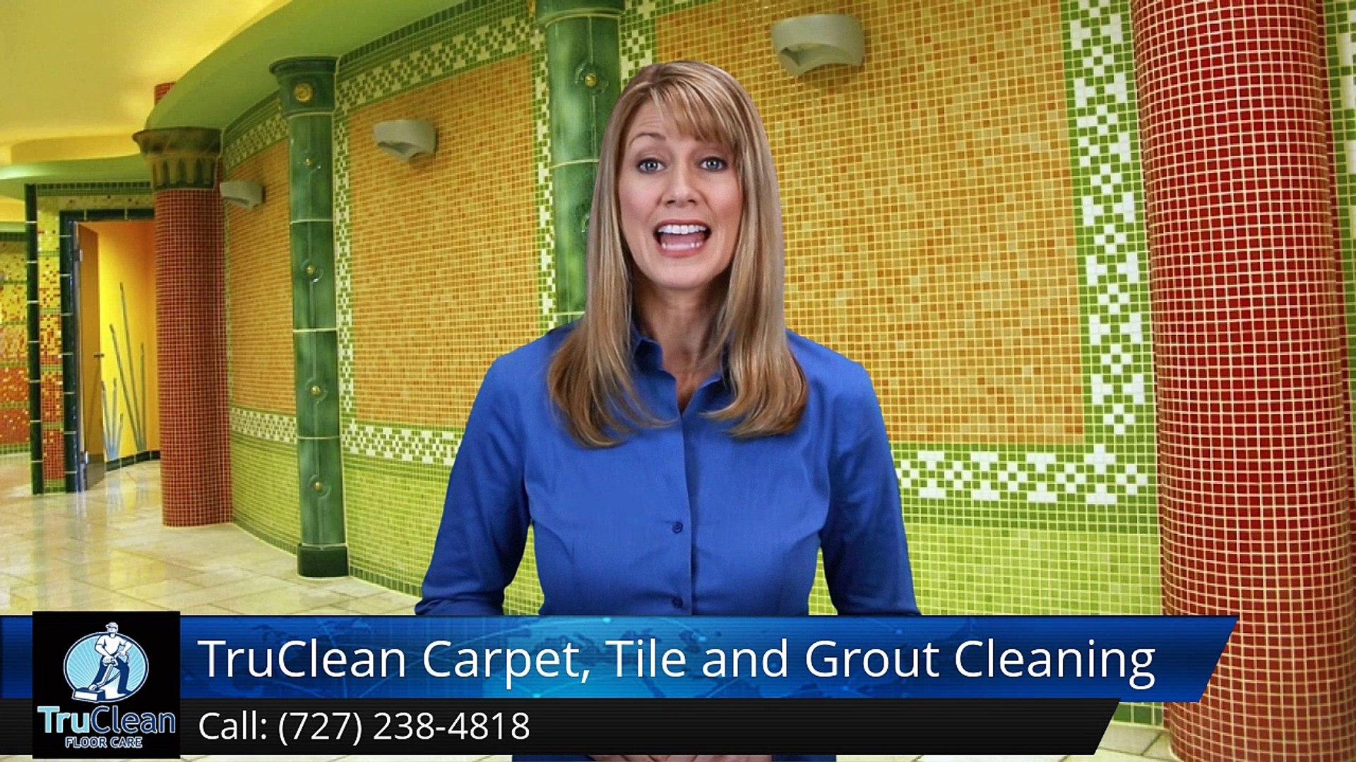 Clearwater FL Carpet Cleaning & Tile & Grout Reviews, TruClean Floor Care Clearwater FL