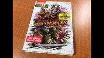 Critique Tales of the Teenage Mutant Ninja Turtles: Wanted: Bebop & Rocksteady en format DVD
