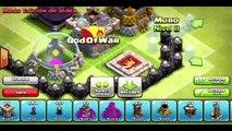 Diseño Aldea Farming | Ayuntamiento 8 | 4 Morteros | Clash Of Clans