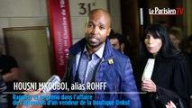Agression d'un vendeur de la boutique Ünkut : quatre ans de prison requis contre Rohff