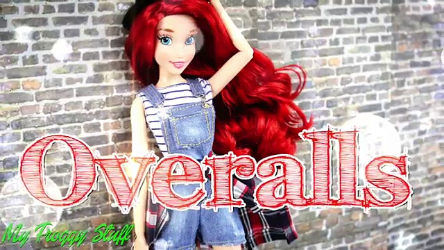 DIY – How to Make: Doll Overalls – Handmade – Fashion – Doll – Crafts